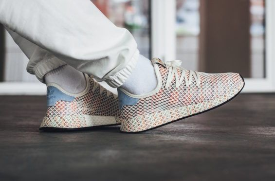 eed3ecdb0f29 adidas Deerupt Pride Celebrates LGBTQ Pride Month The adidas Deerupt is the  newest silhouette from the