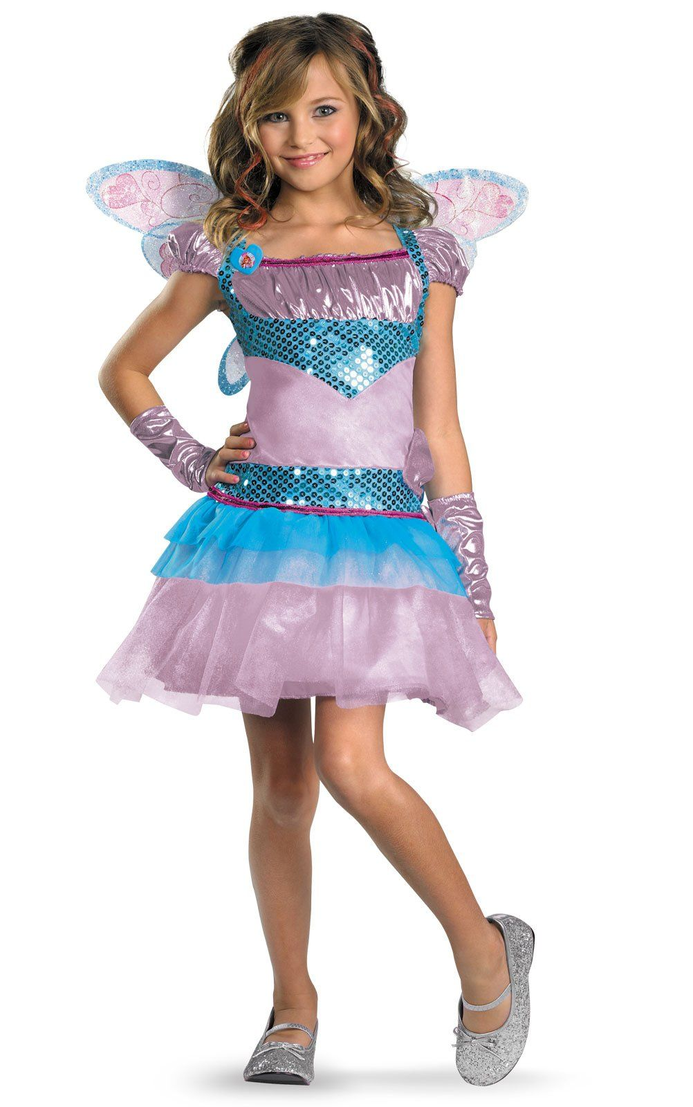 Winx Club Bloom Deluxe Child Costume | Kostüm