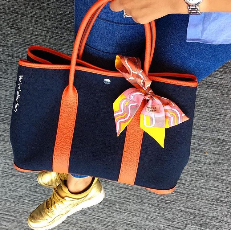 Hermes Garden Party tote  6727b8186f