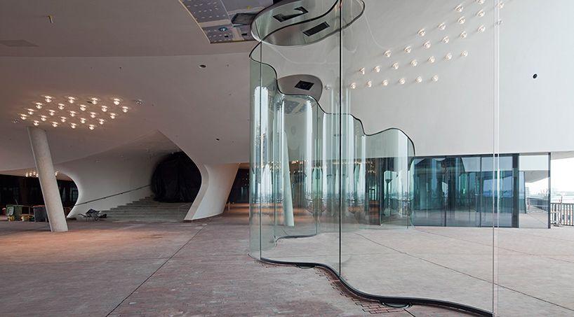 Herzog De Meuron S Elbphilharmonie Moves To Completion Concert Hall Elbphilharmonie Concert Hall Herzog