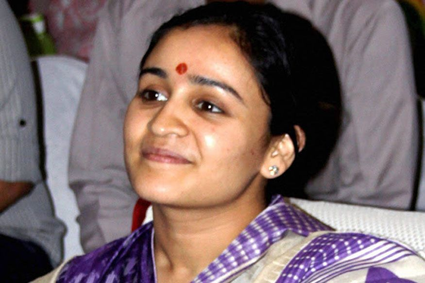 Mulayam Singh Yadav S Daughter In Law Aparna Bats For Construction Of Ram Mandir Daughter In Law Daughter Singh