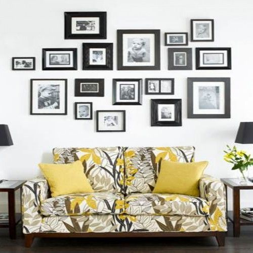 Picture-Frame-Ideas-Picture-Frame-Feature-Wall-Art-Living-Room ...
