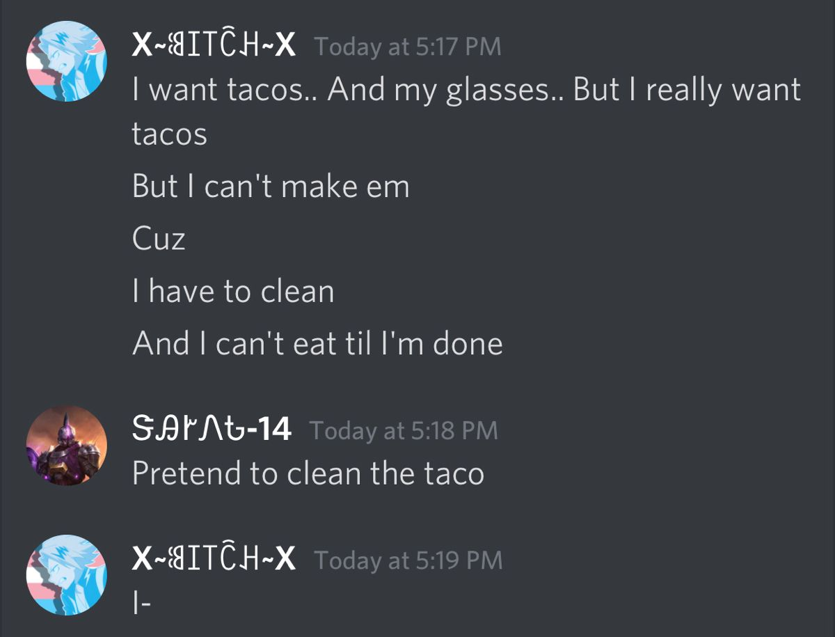 Funny Discord Moments 2 Discord Things I Want Pretend