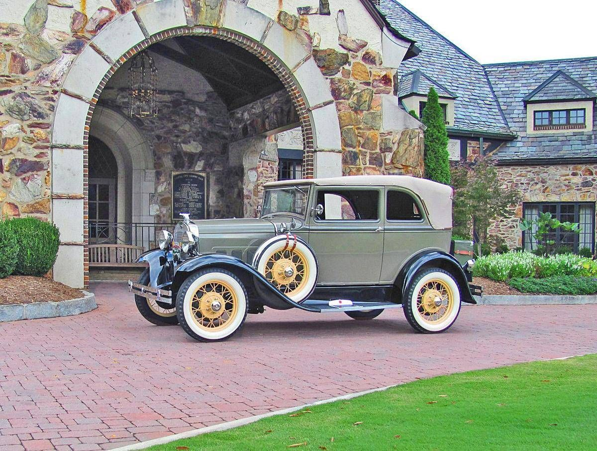 1931 Ford Model A A400 for sale #1749967 | Hemmings Motor News ...