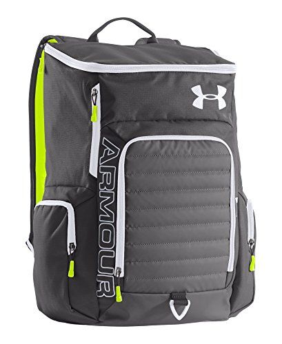 Brian s Daddy Diaper Bag  Under Armour UA VX2-Undeniable Backpack One Size  Fits All Graphite Under Armour 5b4c8fe6dc2c6