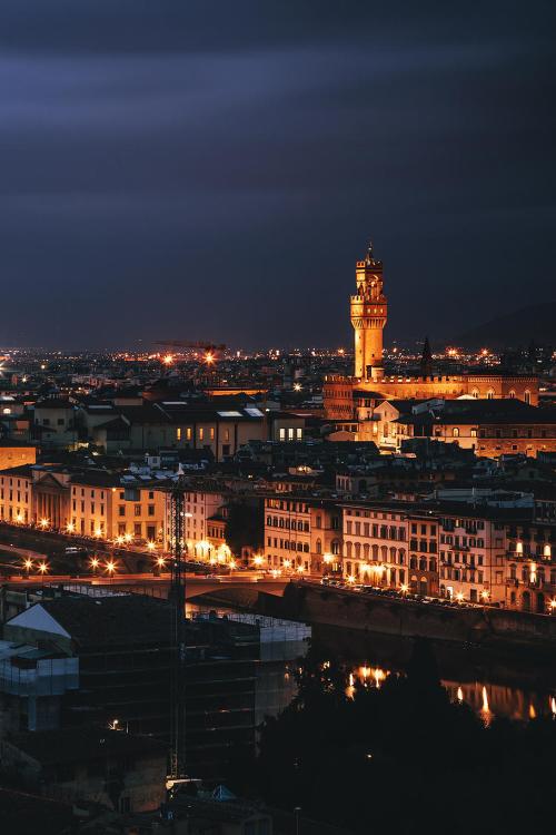 wnderlst:  Florence, Italy   Tomax Hui