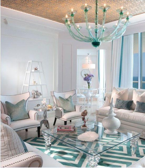 Beach Style Decorating Ideas - MelodyHome.com   Decorating (Interior ...