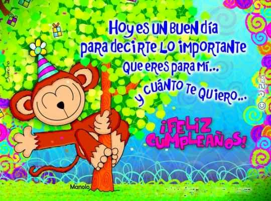 Feliz cumpleaños tio te deseo lo mejor del mundo te quiero mucho