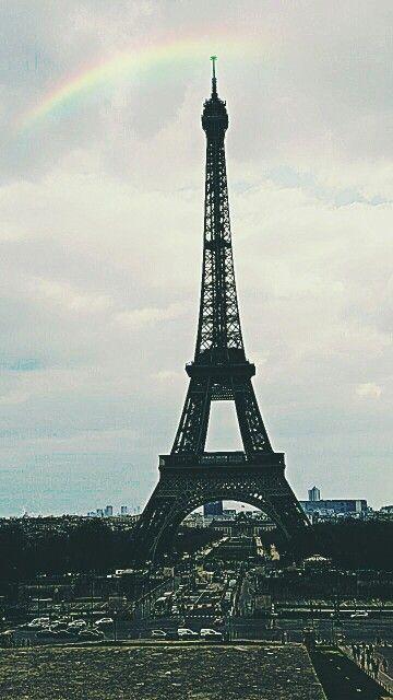 París Torre Eiffel Invierno