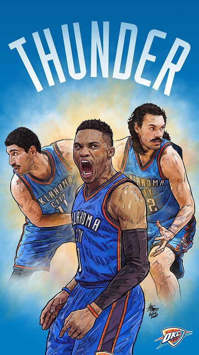 basketballtips Okc basketball, Nba basketball, Thunder