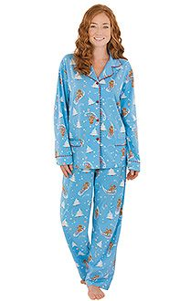 Womens Pajamas Womens Sleepwear Womens Cotton Pajamas Pajamagram