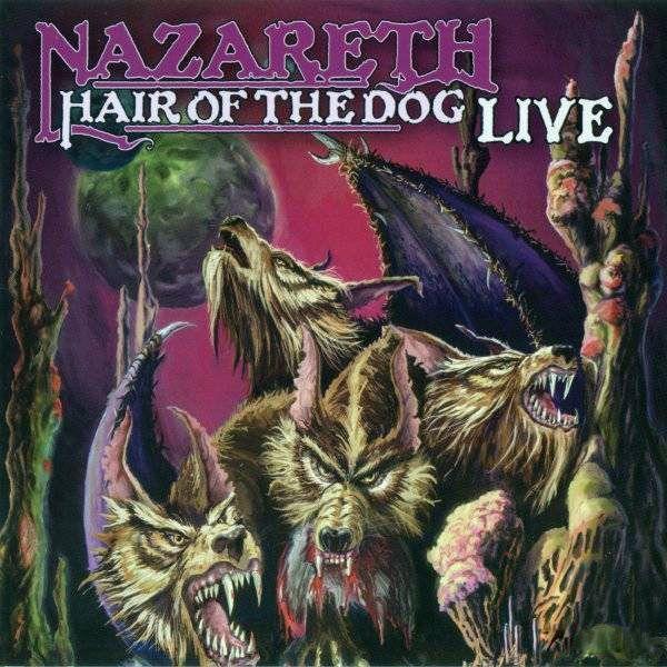 American Hippie Music ☮ Nazareth Hair Of The Dog Album