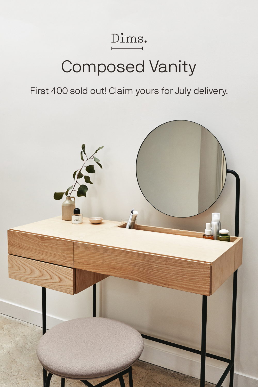 Composed Vanity