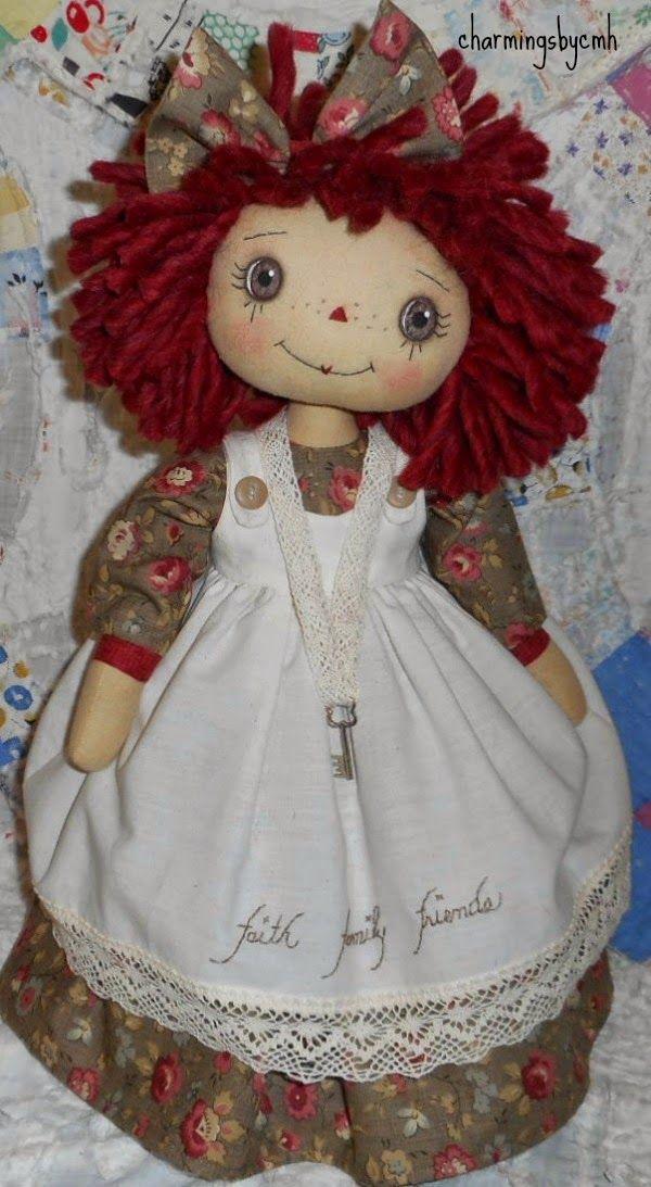 charmingsbycmh | Pinterest | Puppen, Kleidung und Nähen