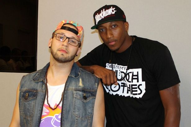 Photos: Lecrae, Andy Mineo Perform Live at the Apple Store