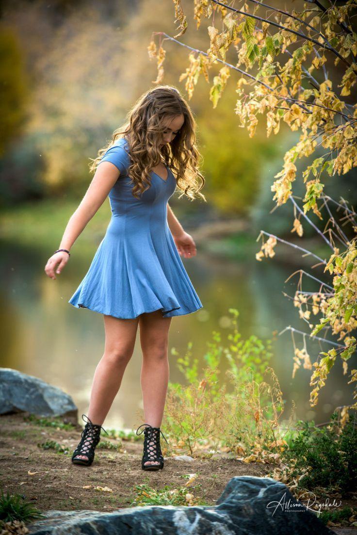 herbst senior bilder in durango colorado - schicke kleider