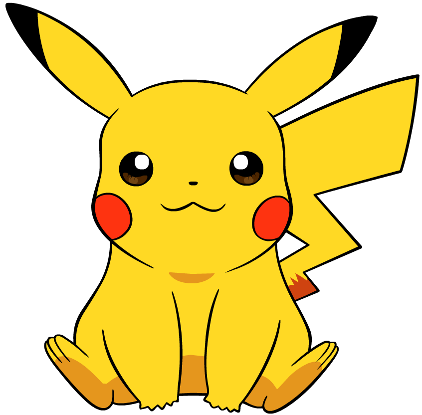 pokemon international and build a bear have announced that beginning rh pinterest com pikachu clipart free cute pikachu clipart