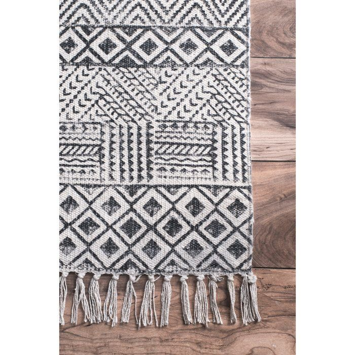 Oldtown Hand Woven Gray Area Rug In 2019 Home Decor