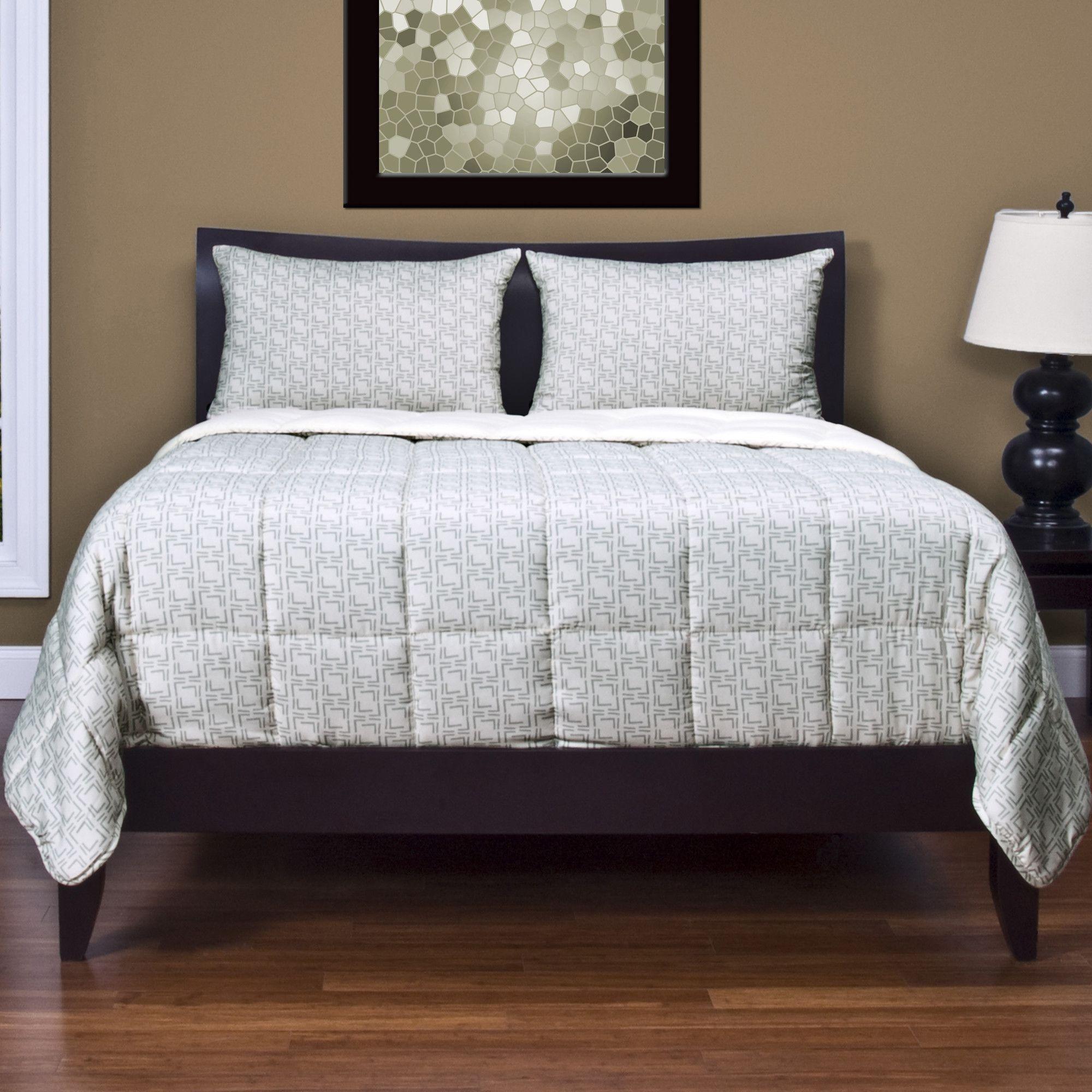 Tidwell Reversible Quilt Set Bed, Duvet cover sets