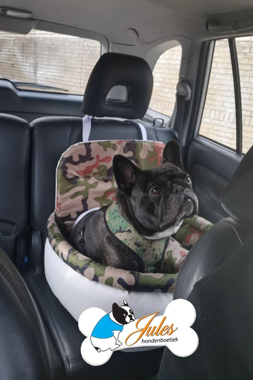 Pin Op Autostoelen Voor Honden Hondenautostoelen