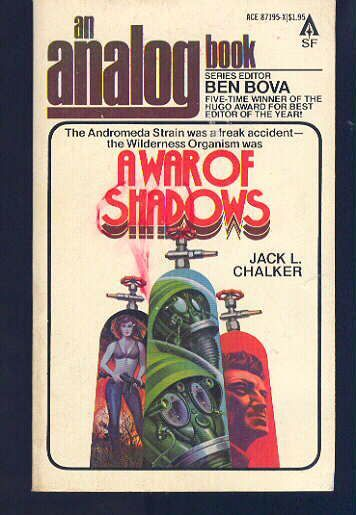 87195-X JACK L.. CHALKER A War of Shadows.#
