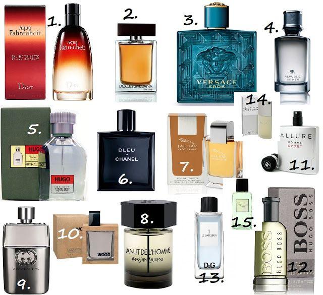 top 10 männer parfüm