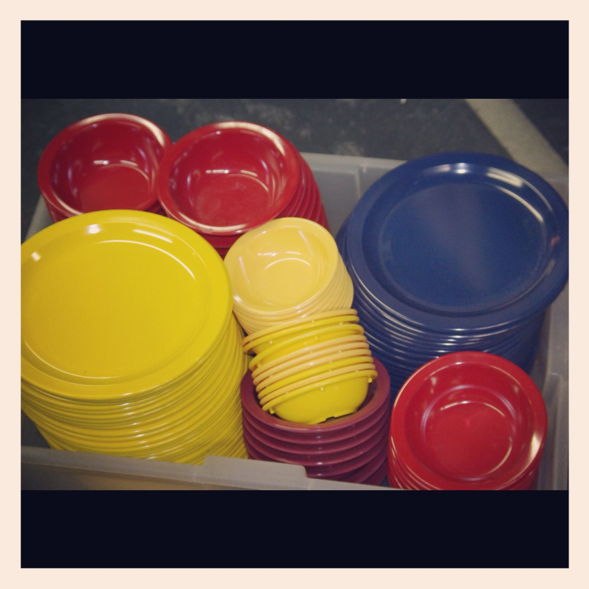 Marked Texas Ware Plates and Bowls Plates and bowls