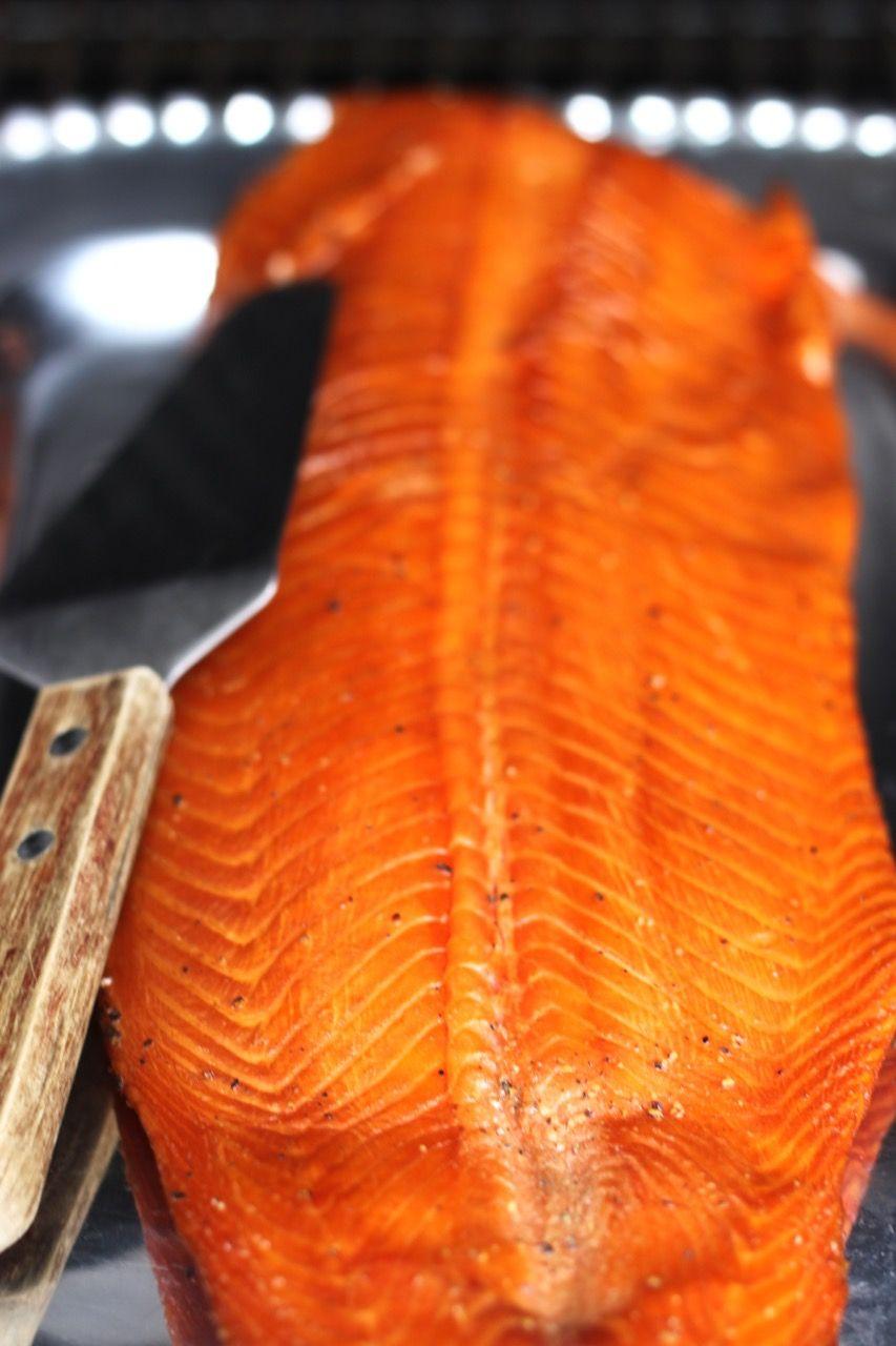 Smoked Salmon | Recipe | Smoked salmon, Smoked food ...