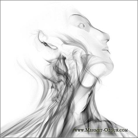Smoke works #41 - Anatomy www.Mehmet-Ozgur.com