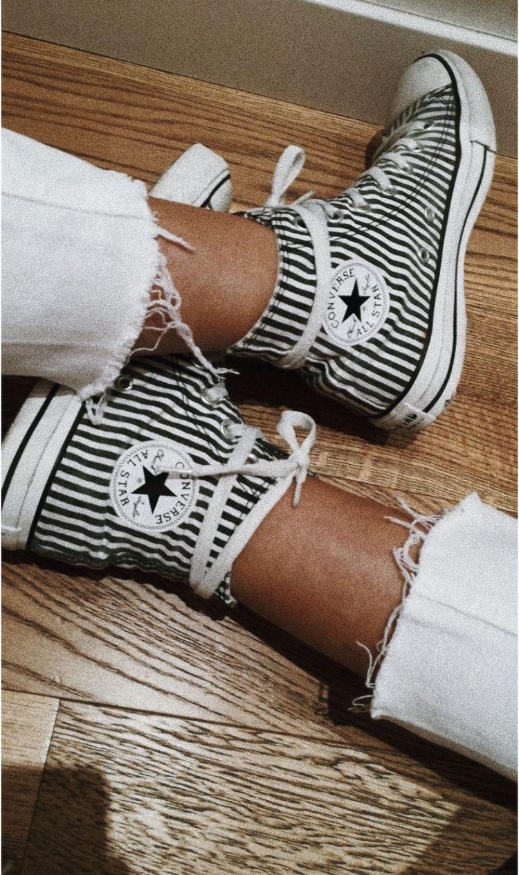23a93d63 Кроссовки С Высоким Верхом Конверс, Обувь Converse, Высокие Кроссовки,  Смешная Обувь, Adidas