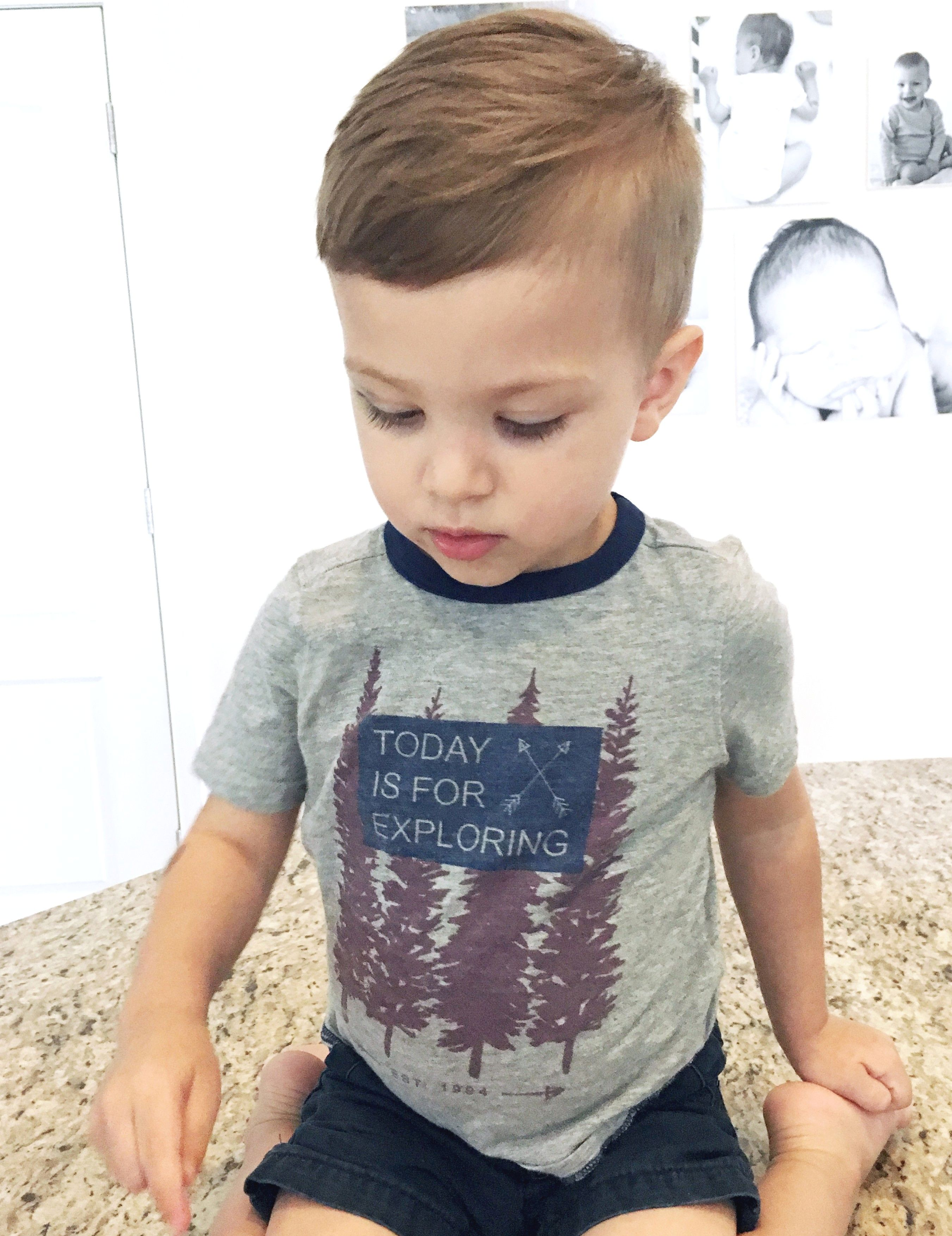 Cool Baby Boy Haircuts New Haircuts For 2 Year Old Boy 2017 Creative Hairstyle Ideas Baby Boy Hairstyles Toddler Hairstyles Boy Toddler Haircuts