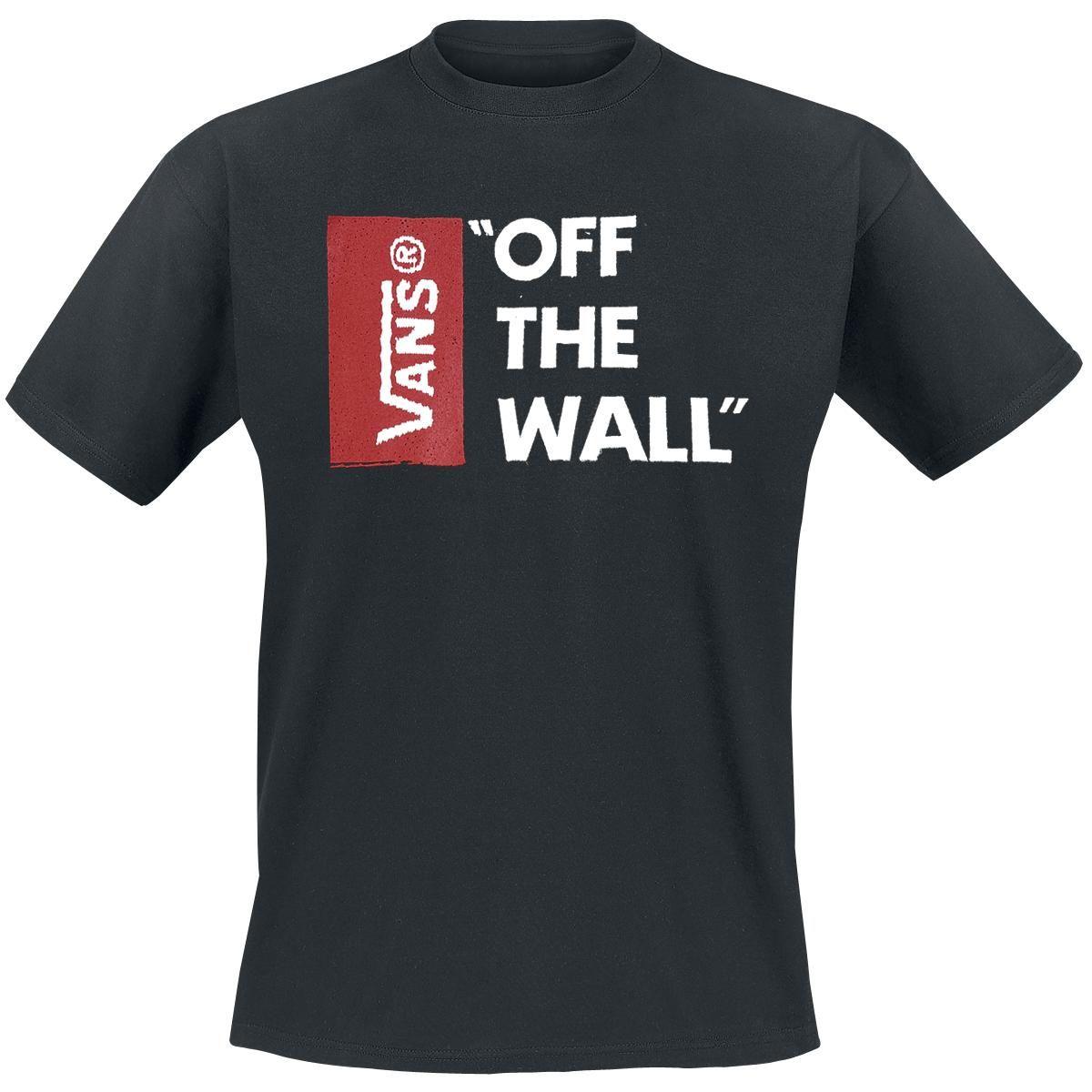 Vansin pelkistetyn tyylikäs T-paita. Yksinkertainen on kaunista!