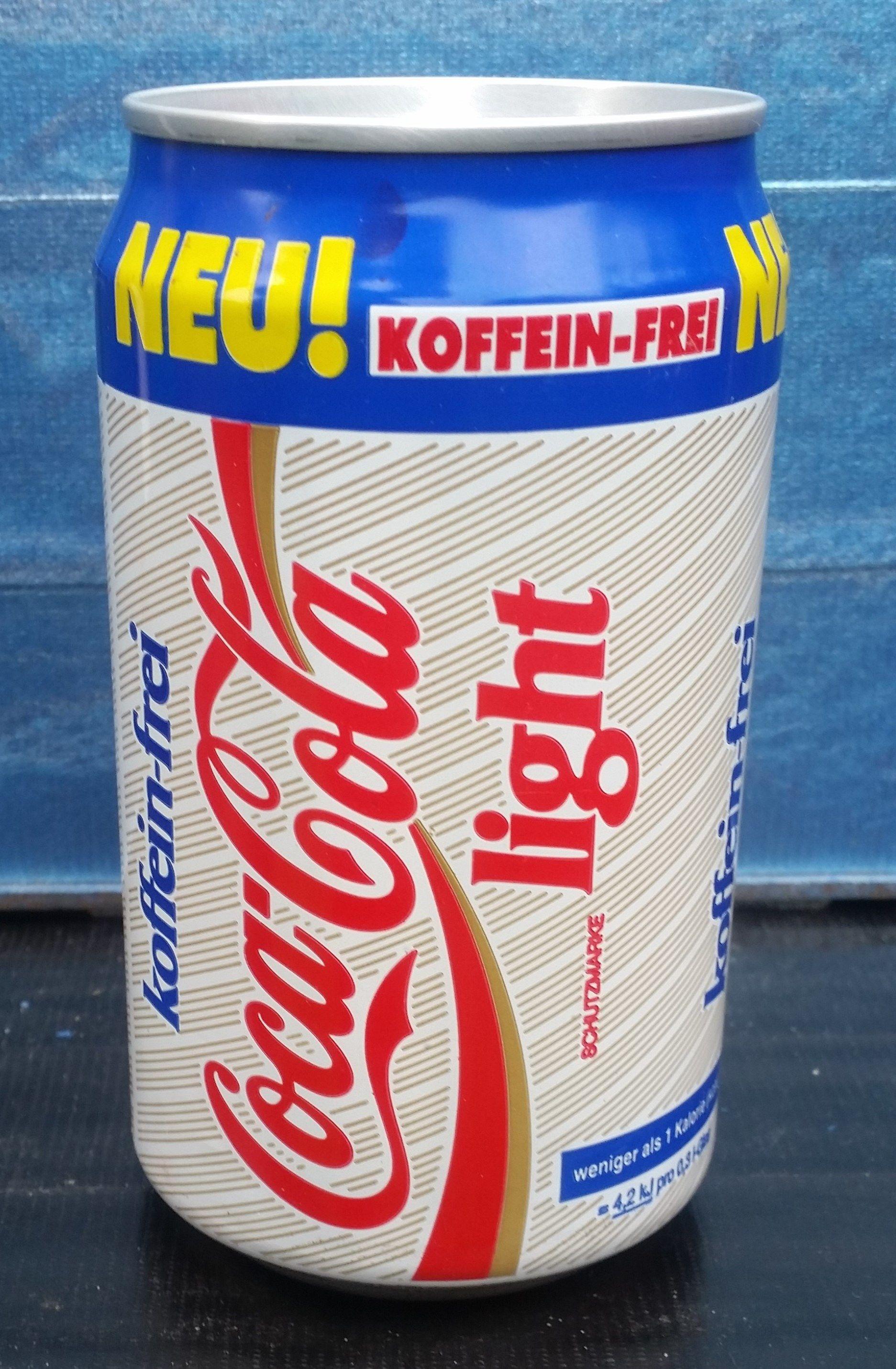 koffein i cola light