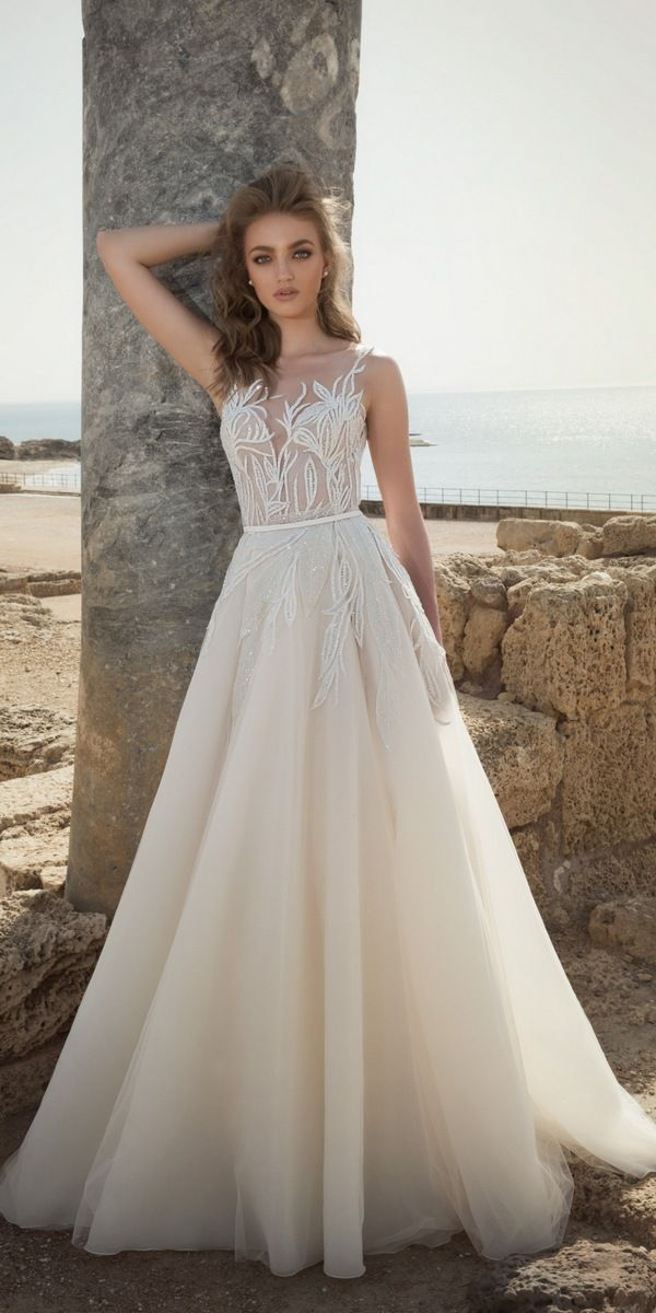 The Best Wedding Dresses 2018 from 10 Bridal Designers | Bridal ...