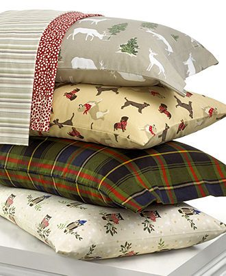 Martha Stewart Collection Bedding Novelty Flannel Sheet Sets Sheets Bed Bath Macy S Bedding Inspiration Sheet Sets Queen Bed