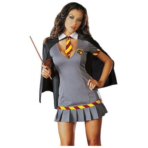 Sexy Womens Adult Harry Potter Costume - Rakuten.com Shopping