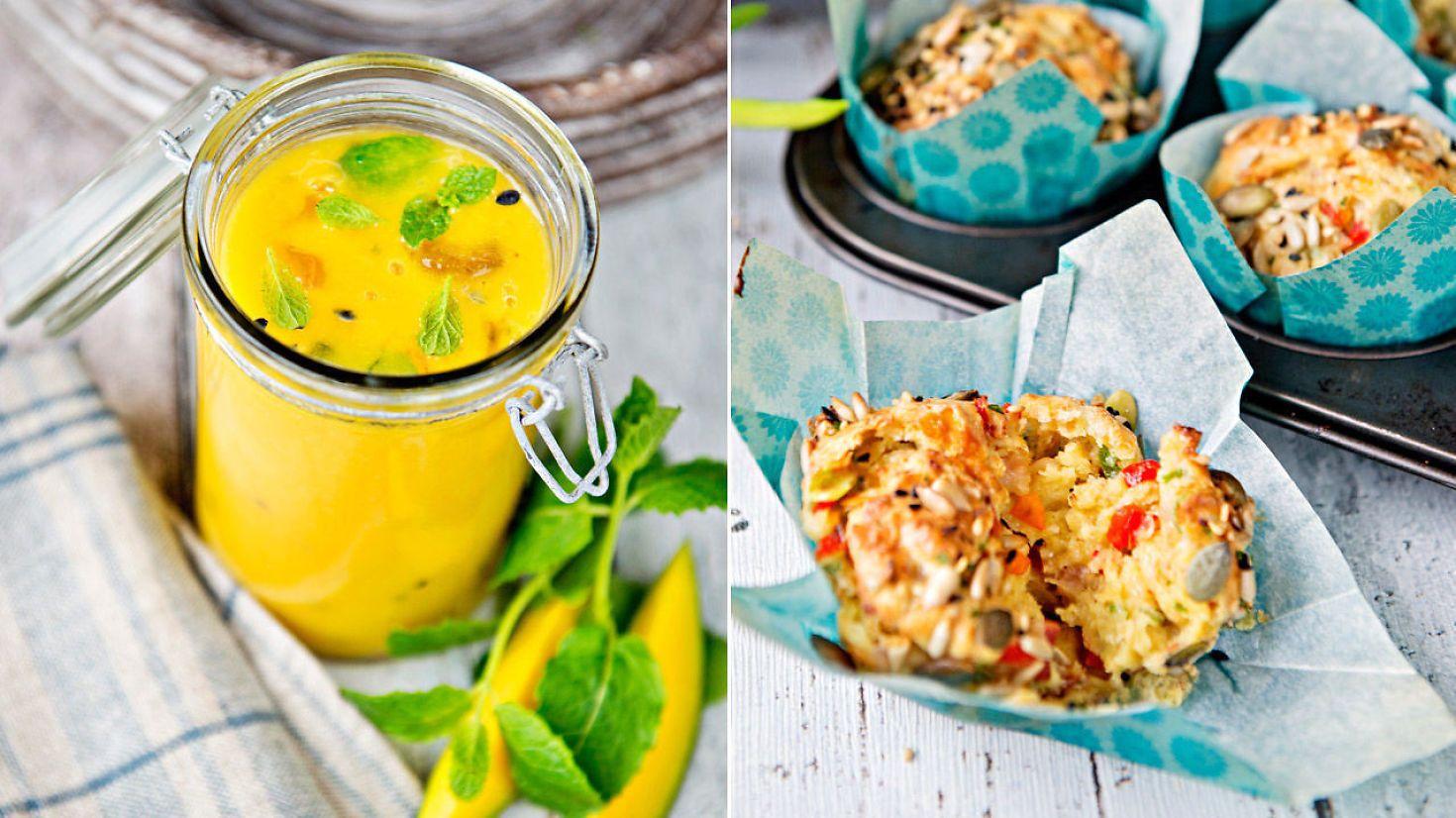 Fra ostesmørbrød til smoothie - få deilige tips til påskefrokosten