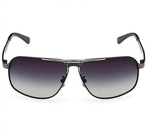 bac4ca8a1 Xzeen Mens Gallant Classic Aviator Sunglasses HD Polarized 100 UV Protection  ** Click image for more details.