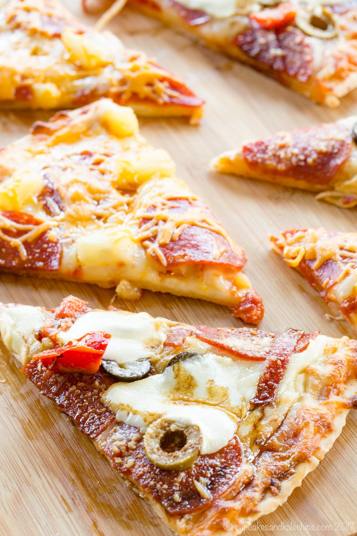 Easy glutenfree family pizza night recipes recipe