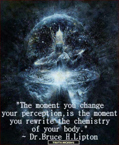 Change Your Perception Quantum Physics Spirituality Physics