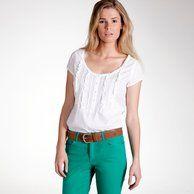 pantalón moderno el color