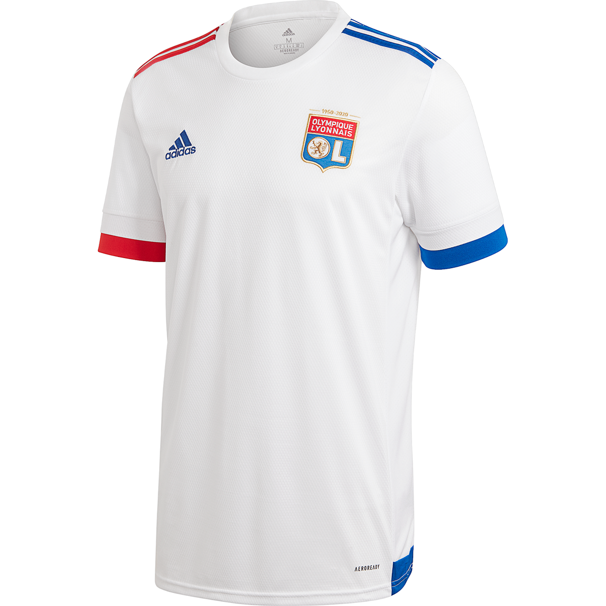 Adidas Olympique Lyonnais Home Jersey 20 21 S In 2020 Soccer Shirts Mens Tops One Team