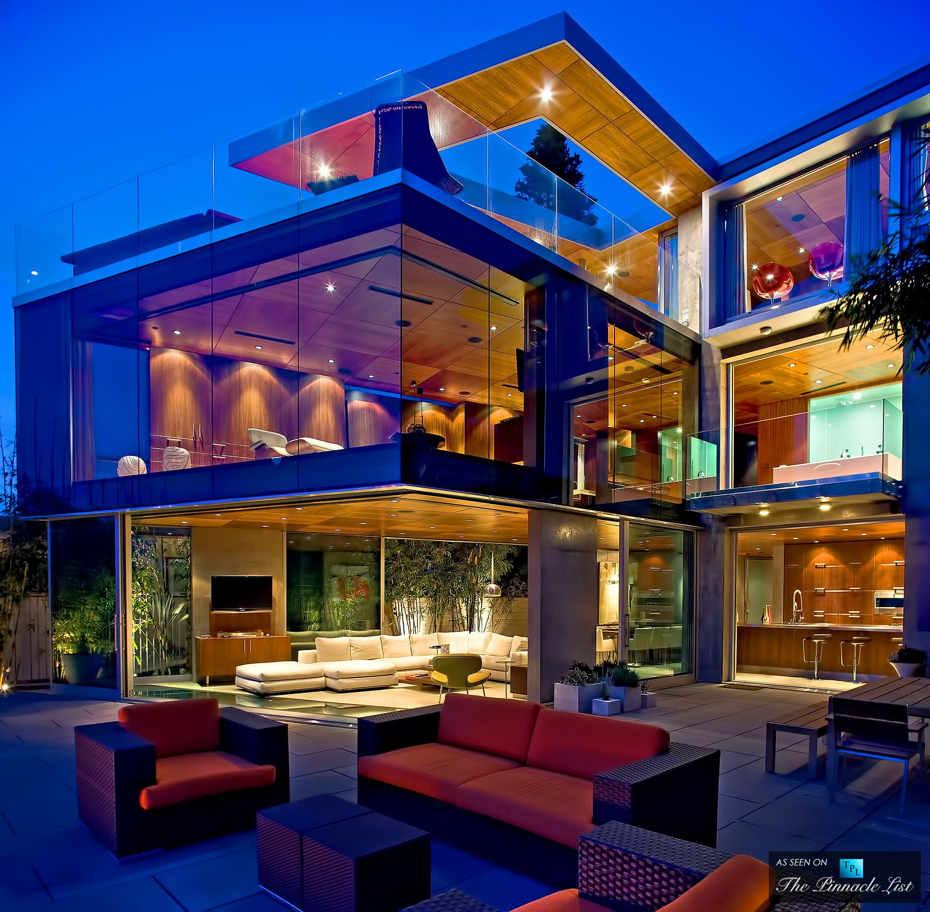 Lemperle glass house residence  san diego ca architect jonathan segal foyers luxus villa also best awesome designs images modern houses dream homes rh pinterest
