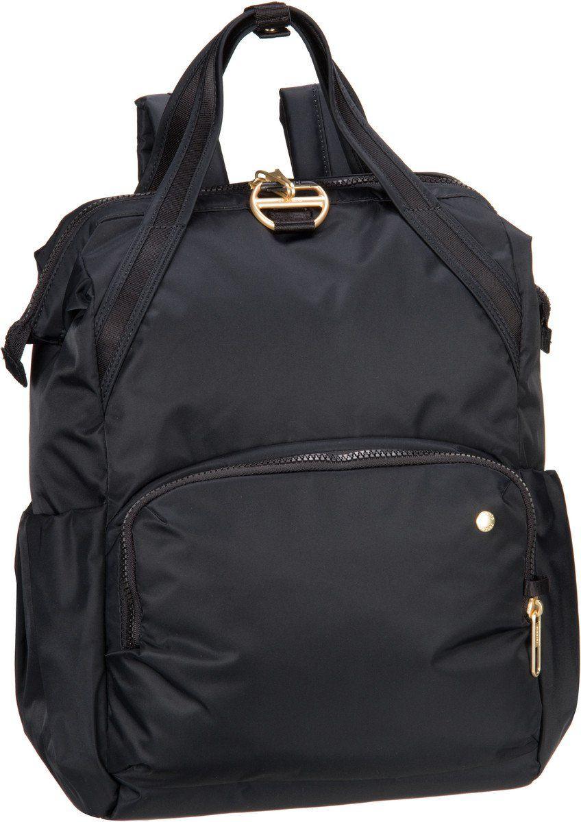 4440c72467bff Citysafe CX Backpack von Pacsafe   Mit Pacsafe gut geschützt gegen  Taschendiebstahl  Modischer Laptoprucksack für