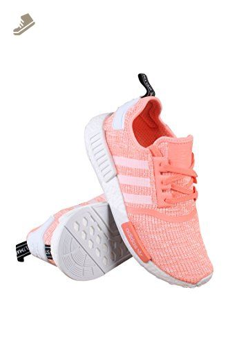 86fffd6e39474 Adidas NMD R1 Women's Sunglow/White - BY3034 (6) - Adidas sneakers ...