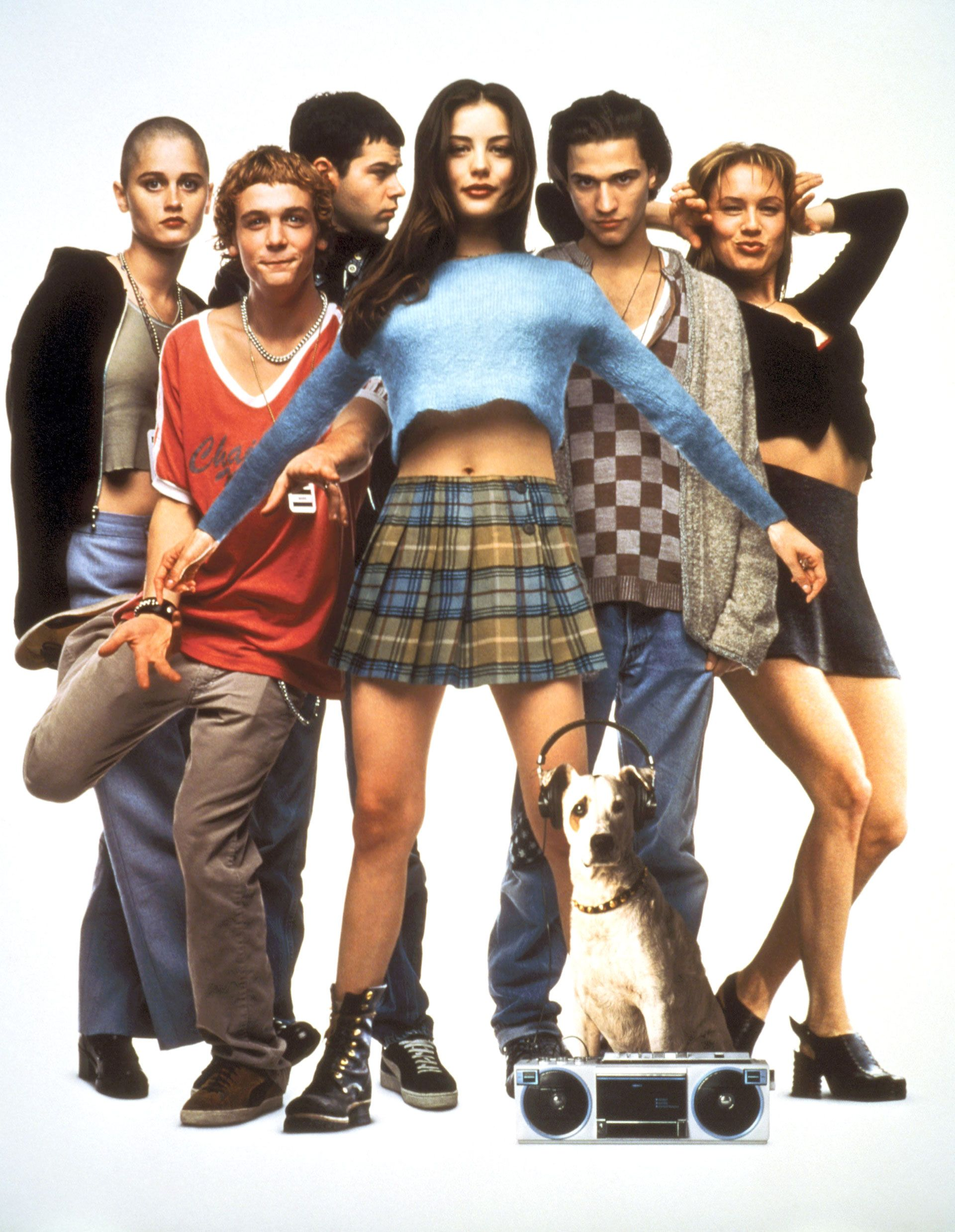 Flannel shirts 1990s  The  Most Memorable Fashion Moments of the us  Runway