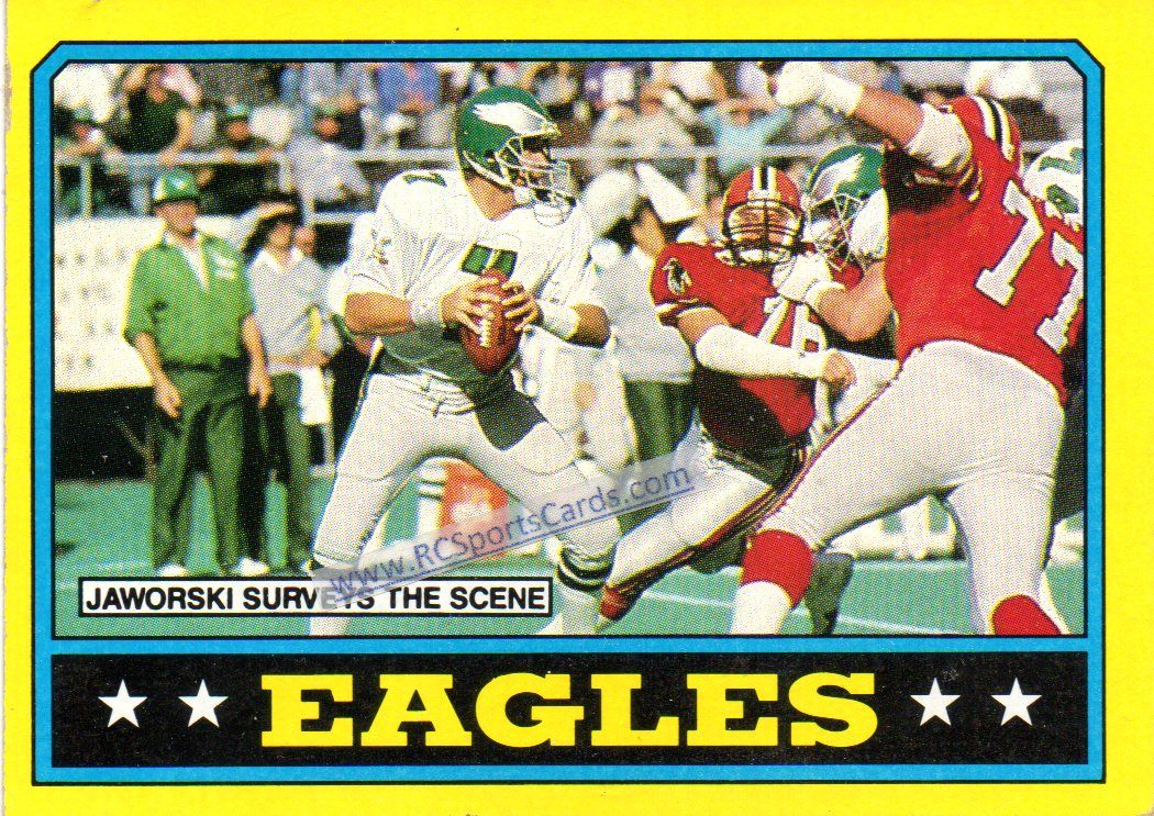 7c910d1cb66 ron jaworski football cards