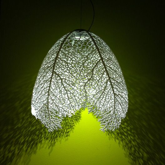 Nervous System Hyphae Arboreal Lamp Lamp Artistic Light Fixtures Pendant Lamp