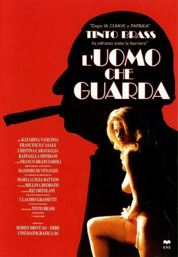 The Voyeur  Tinto Brass Movies Romance Movies Drama Movies Film
