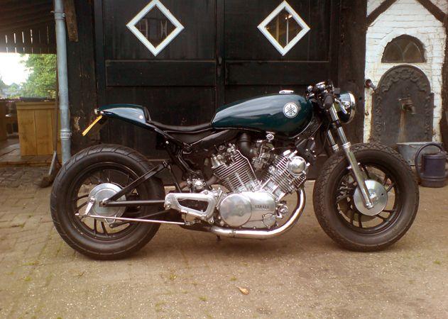 Yamaha 1982 XV750 Virago